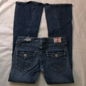 Auth. True Religion Jeans Sz 27